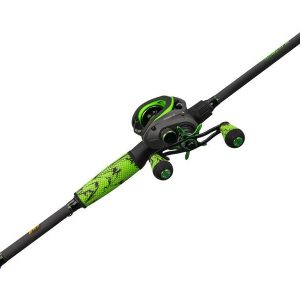 Baitcast Rod and Reel Combos